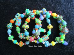 Blonde Crow Studio- 'Whimsy Beads' bracelet by Maria Jam Brown