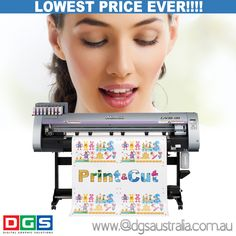 Looking for #mimaki #CJV30 #ecosolvent printer/cutter. DGS are offering up this printer at an amazing low price. You will be surprised how inexpensive it is to create #stickers #banners #vehiclegraphics   www.dgsaustralia.com.au