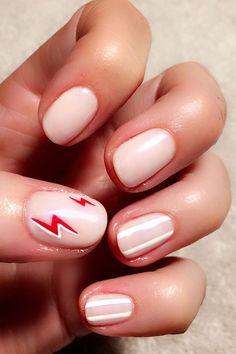 nail art nailart makeup games nail designs makeup nailart and makeup salon design hansen magical nail makeup makeup nailart blue prom dress makeup nail design Minimalist Nails, Ten Nails, Nailart, Gel Nagel Design, Nagellack Trends, Fire Nails, Best Acrylic Nails, Dream Nails, Nagel Gel