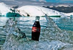 Icelanders consume more Coca-Cola per capita than any other nation.  Shocking... But.. i am not one of them.. i hate coca cola.. :/