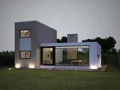 Diseño de fachadas de casas minimalistas: Encuentra las mejores fachadas de casas con diseños modernos, minimalistas, elegantes, sobios, americanos y campo.