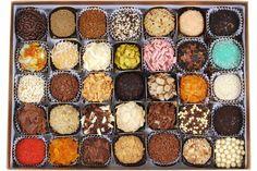 Aprenda como fazer brigadeiro gourmet em casa ou para vender na rua! Deliciosas receitas que te farão chegar ao céu!