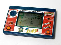 Yonezawa LCD Game Watch Japan Anime Ninja Hattori-kun MIJ 1982 Good Condition_16 #Yonezawa