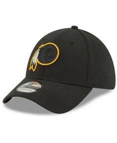 New Era Washington Redskins Logo Elements 2.0 39THIRTY Cap - Black