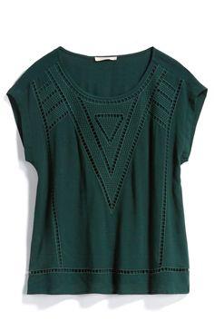 Stitch Fix Stylist - love the sleeve, shape & detail. Style Me, Cool Style, Fasion, Fashion Outfits, Stitch Fit, Stitch Fix Outfits, Stitch Fix Stylist, Work Wardrobe, Work Fashion