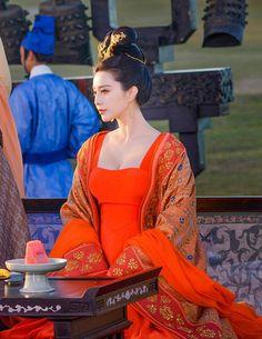 王朝的女人·杨贵妃 剧照 / The Lady of the Dynasty - Chinese period movie aired in July 2015. Starring Fan Bing Bing and Leon Lai.