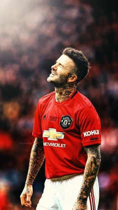 Most Best Manchester United Wallpapers Beckham David Beckham Manchester United, Manchester United Players, David Beckham Football, David Beckham Photos, Fifa, Football Players Images, Real Madrid Football Club, Manchester United Wallpaper, David And Victoria Beckham