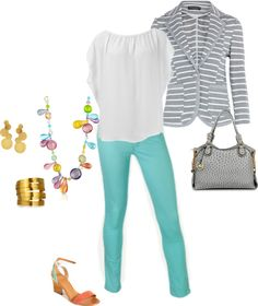 """""""Running around town"""" by margopassadore ❤ liked on Polyvore"""