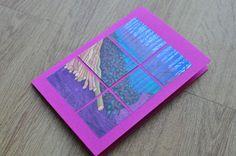 Modern Paining Card