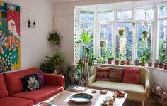 Pad Peek: Betina's Frida Boho Home (CORES)