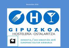 Actividad de la Asociación de Empresarios de Hostelería de Gipuzkoa en sus Redes Sociales del mes de Noviembre de 2016.