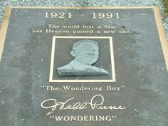 marty robbins webb pierce gravesites