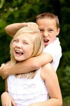 Haha funny sibling pics
