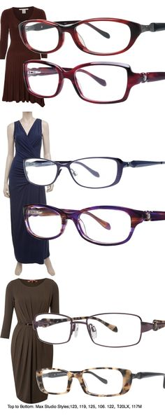 Max Studio Eyewear 2014