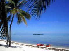 Kayaking,  Florida Keys.  Island Life