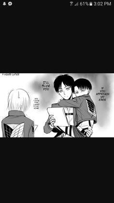 I Ship It, Levi X Eren, Ereri, Attack On Titan Anime, Manga, Memes, Heart, Shingeki No Kyojin, Manga Anime