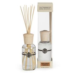 Archipelago Botanicals Bergamot Tobacco Diffuser - From essential fragrance oils.
