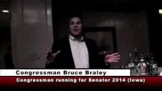 Iowa Democratic Senate Candidate's Gaffe Destroys His Chance Of Ever Winning In 37 Seconds…. Watch How It Happens