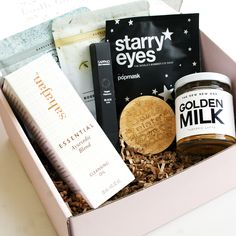 Introducing Starry Nights ✨ The NEW Beauty Box!  We curated this one for when the stars come out... and you're heading out for a night on the town, or staying in and cozying up. Everything you need for the perfects nights out or in is inside! Three items for your nights out, and three items for your nights in 👏🏼  For just $59.95, and valued at over $150.. it might be our best box yet 💫  P.S. You can purchase a yearly Beauty Box subscription at any time! With a subscription, you will… Beauty Box Subscriptions, Spring Shower, Beauty Companies, Starry Nights, Cleansing Oil, Yearly, Subscription Boxes, Summer Flowers, Spring Cleaning