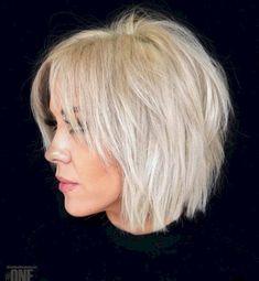 50 Best Female Haircut Style for Short Hair - # Bob Hair # Bob Haircut # Hairstyle # . für kurze Haare 50 Best Female Haircut Style for Short Hair - # Bob Hair # Bob Haircut # Hairstyle # . Short Choppy Haircuts, Haircuts For Fine Hair, Short Bob Hairstyles, Hairstyles Haircuts, Latest Hairstyles, Haircut Short, Short Shaggy Bob, Trending Hairstyles, Shag Bob
