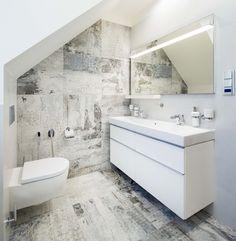 Cílem rekonstrukce bylo proměnit koupelny vmoderní relaxační prostor – Novinky.cz