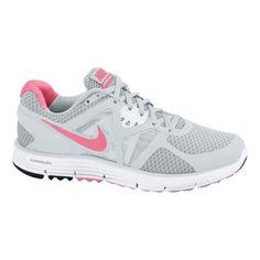sports shoes 066dd 8cd1f Women s Nike LunarGlide+ 3 Running Shoe - Platinum Pink 11 30  Dagarsutmaning, Nike Damer