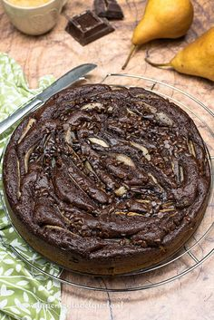 Healthy Cake, Dessert Recipes, Desserts, Biscotti, Nutella, Camembert Cheese, Cheesecake, Food And Drink, Sweets