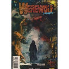 WEREWOLF BY NIGHT #1 | Strange Tales | 1998 | VOLUME 2 | MARVEL | $4.20