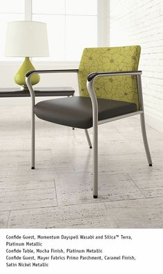 National Office Furniture - Confide Seating #NationalOffice #FurnitureWithPersonality