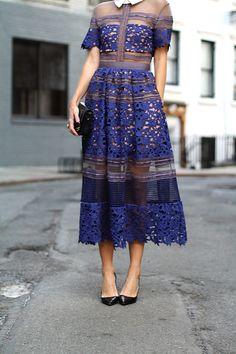 black structured m2m purse - purple lace dress Self Portrait dress