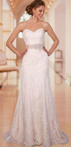 pretty wedding dresses lace wedding dresses my love