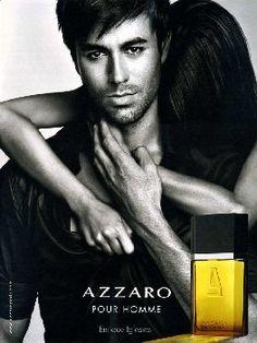 Azzaro Pour Homme by Loris Azzaro with Enrique Iglesias (2009).