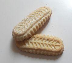 Biscuits au miel et graines de sésames