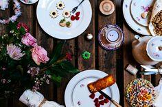 idee moederdag- table decor- tabel setting- styling table-  table setting- tafel dekken- http://www.mylucie.com