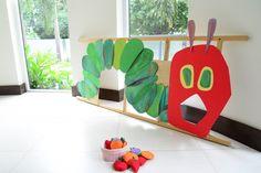 Very Hungry Caterpillar Game DIY
