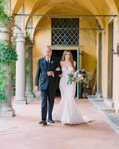 This Couple Tied the Knot at Sting's 16th-Century Villa in Tuscany Tuscany Wedding Venue, Italy Wedding, Wedding Bride, Wedding Dress, Luxury Wedding, Destination Wedding, Getting Married In Italy, Tuscan Wedding, Martha Stewart Weddings