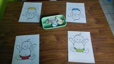 Kleuren associatie spel thema baby gemaakt door  *Juf_laura* Nursery Activities, Infant Activities, Baby Baby, Babys, Kids, Google, School, Family Theme, Babies