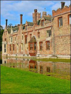 Oxborough Hall, Norfolk. National Trust