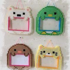 Sumikko Gurashi frames perler beads by ganmo2004