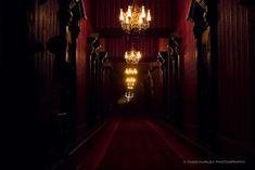 Haunted Mansion Endless Hallway