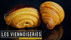 Pastries (viennoiseries PART Brioche Bread, Bread Bun, Croissants, Pain Aux Raisins, Baked Doughnuts, Sweet Pastries, Pastry Recipes, Sweet Bread, Catering