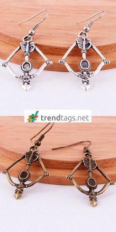 The Hunger Games – Earrings - FREE WorldWide Shipping on { trendtags.net }   #JuegosDelHambre #Sinsajo #LJDH #Katniss