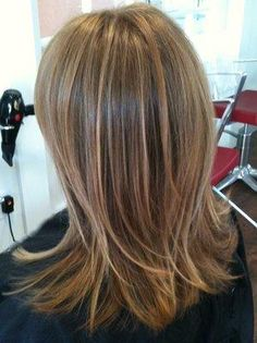 Complete makeover w/ color, highlights/lowlights,