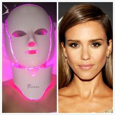 Led light facial