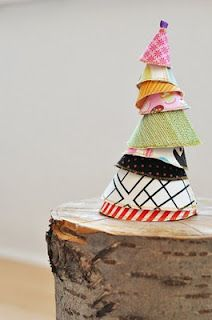 Stack your Christmas tree