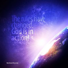 God is in Action