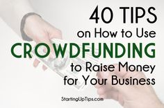 Thinking of using crowdfunding to raise money for your small business? Here are…