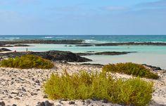 Piscinas naturales del El Cotillo, La Oliva Fuerteventura - Islas Canarias