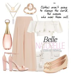 """""""culottes tres belles"""" by styleability on Polyvore featuring Yves Saint Laurent, TIBI, Kate Spade, Topshop, Jules Smith, Steve Madden and Christian Dior"""