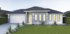 Vista 245 - Hallmark Homes My House Plans, Family House Plans, Double Storey House, Hallmark Homes, Alfresco Area, Bungalow House Design, Storey Homes, Study Areas, Display Homes